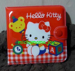 Hello-Kitty-กระเป๋าสตางค์