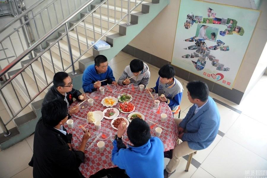 Linfen Red Ribbon hivschool (8)