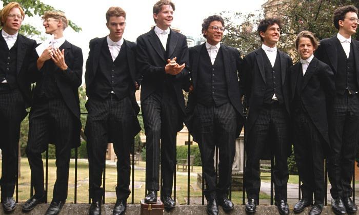 Eton College (1) วิทยาลัยอีตัน โรงเรียนมัธยมชายล้วน