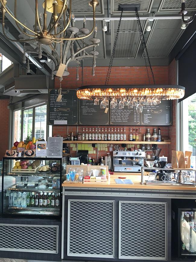 coffee cafe LIGHT LOFT SHOWROOM นิกกี้-นิรัช ตาครู เฟอร์นิเจอร์ตกแต่งโคมไฟ