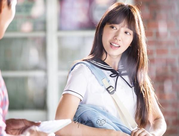 Chung-Ang Park Shin Hye ดาราเกาหลี พัคชินเฮ มหาวิทยาลัย สาวน่ารัก