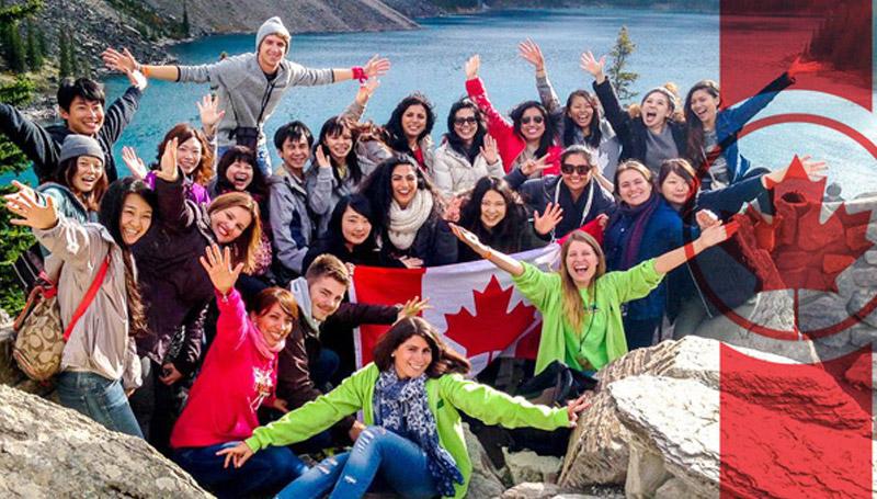 การศึกษา ต่างประเทศ ปิดเทอม ภาษา เรียนต่อต่างประเทศ แคนาดา