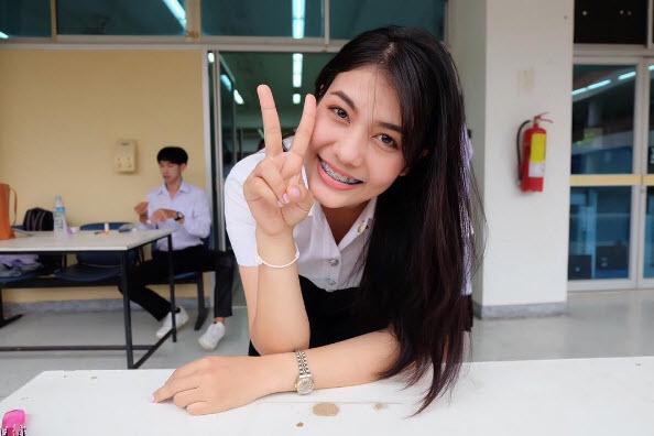 mut น้ำตาล ชลิตา มิสยูนิเวิร์สไทยแลนด์ สาวน่ารัก