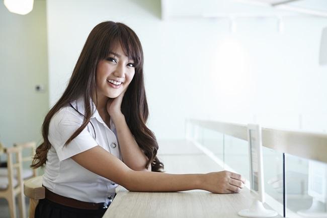 campus star Vdo clip คลิปสาวน่ารัก คลิปสาวมหาลัย จุฬาลงกรณ์มหาวิทยาลัย น้องจีจี้ นักศึกษาน่ารัก