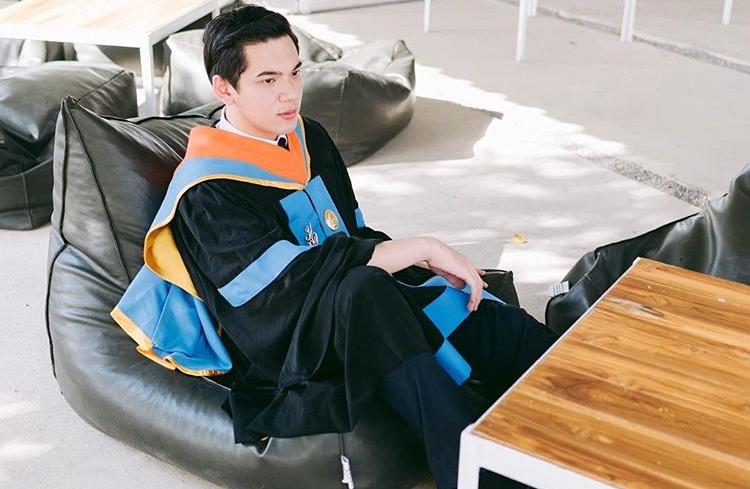 GSB Gen Campus Star ณัฏฐ์ ศุภสิทฐ์ หนุ่มหล่อ