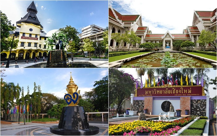 รู้ยัง! 8 มหาวิทยาลัยของไทย ติดอันดับมหาวิทยาลัยชั้นนำของโลก 2016/17