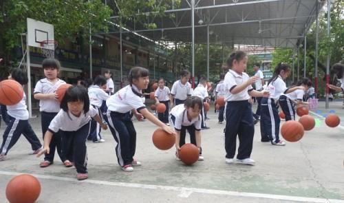 การบ้าน นักเรียนประถม ระบบการศึกษา เวียดนาม