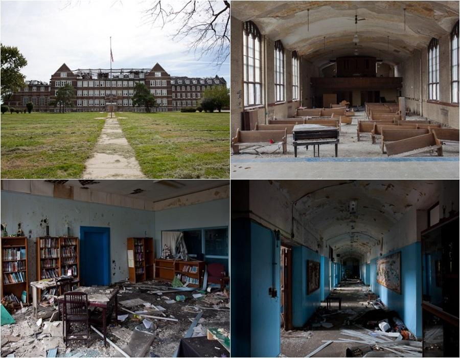 Detroit Schools (Detroit, USA)