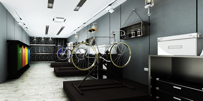 PERSPECTIVE BIKE SPA1