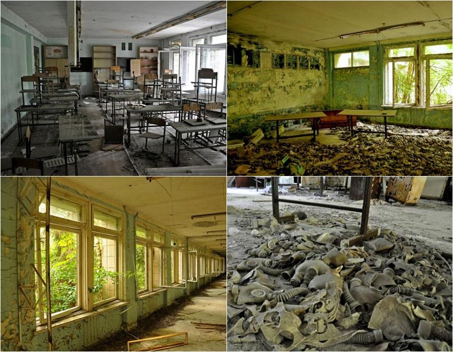 Pripyat Schools (Ukraine)