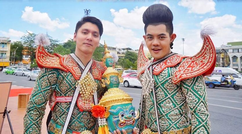 ฟิล์ม เพชรจรัส ศิลปนาฏดุริยางค์ เที่ยวไทยมีเฮ