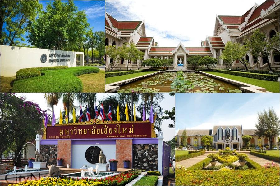การอันดับมหาวิทยาลัยไทย โดย U.S. News Best Global Universities 2017