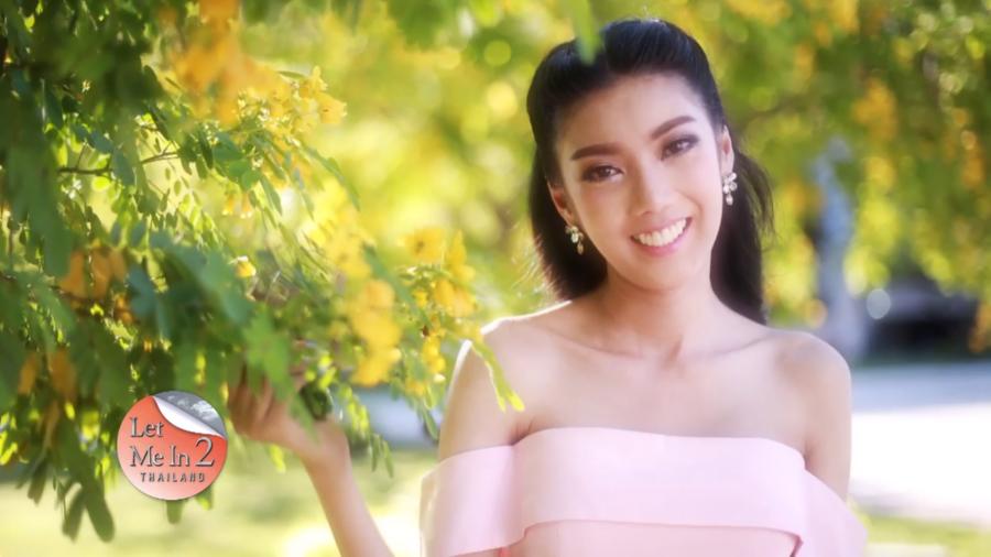 ชีวิตใหม่ ฝน-จิตราภรณ์ ปันบู้ Let Me in Thailand Season 2 คนแรก!