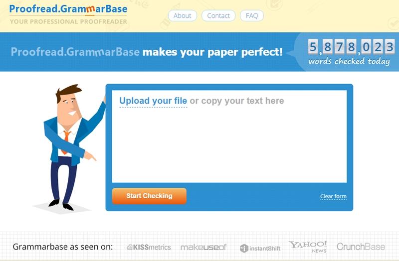 proofread-grammarbase