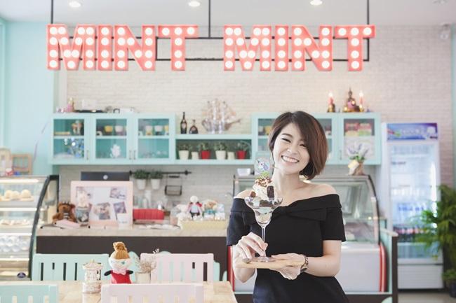 ANYWHERE campus star issue43 ร้าน mint mint ร้านขนมหวานอร่อย