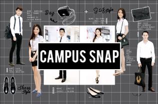 CAMPUS SNAP issue42 แฟชั่นนักศึกษา