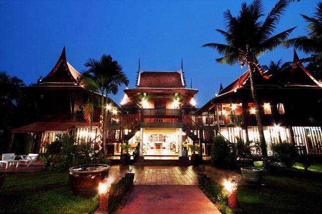ANYWHERE issue42 ทับขวัญ ที่พักนนทบุรี ที่พักแบบไทยๆ