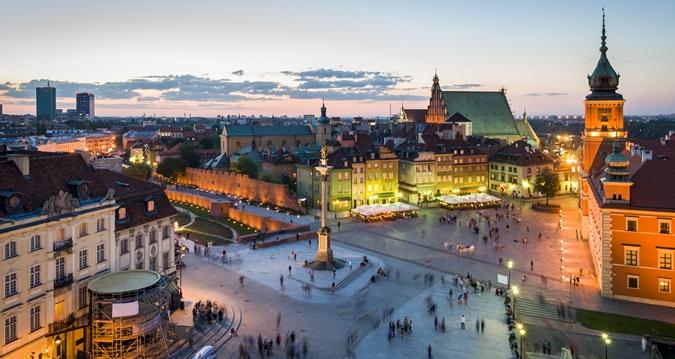 วอร์ซอ (Warsaw)