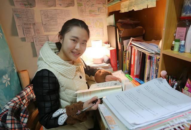 สมุดโน้ตขั้นเทพของนักเรียนจีน