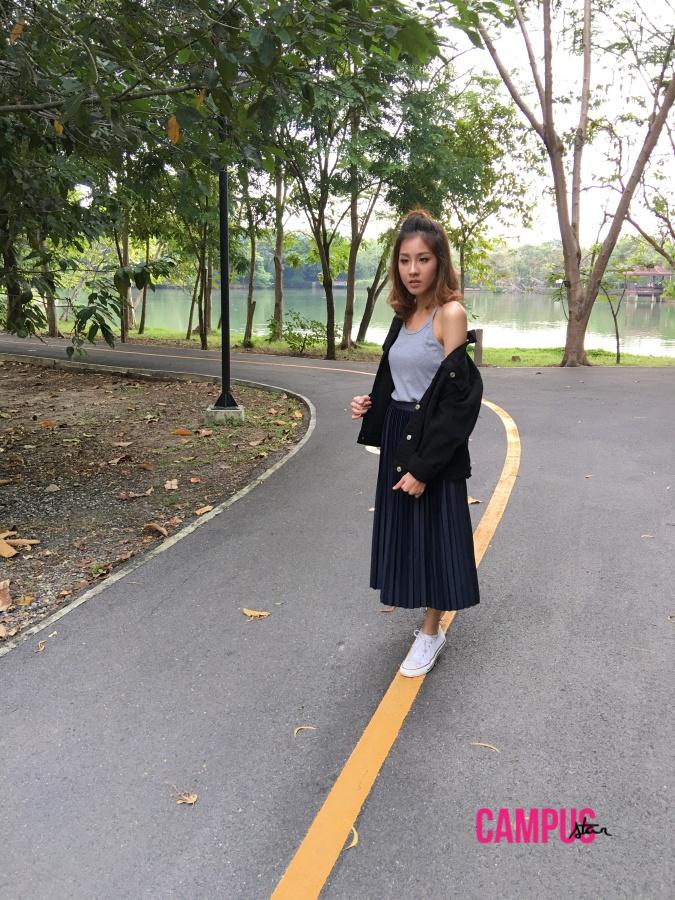 กากา-ศินันทการ์ โท บนปก campus star no.43