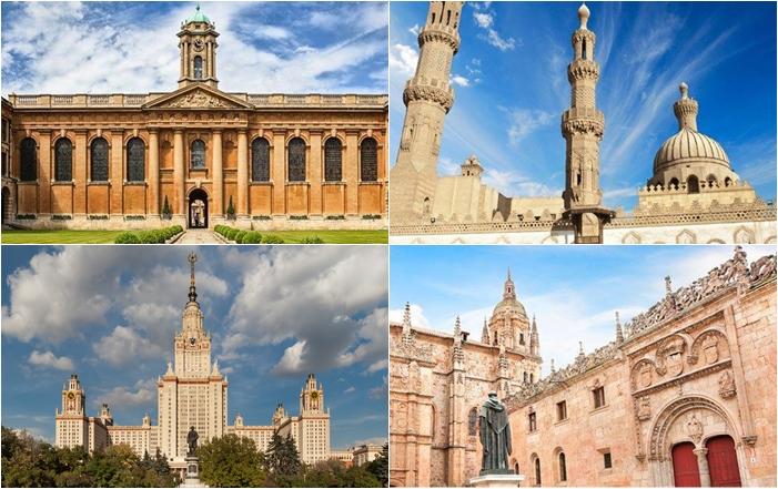 มหวิทยาลัย มหาวิทยาลัยชั้นนำของโลก เรียนต่อต่างประเทศ