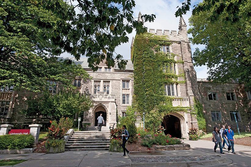 ประเทศแคนาดา มหาวิทยาลัย เรียนต่อต่างประเทศ
