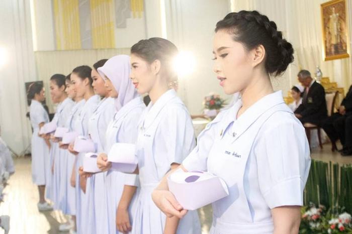 คณะพยาบาลศาสตร์ นักศึกษาใหม่ มหาวิทยาลัย รับตรง