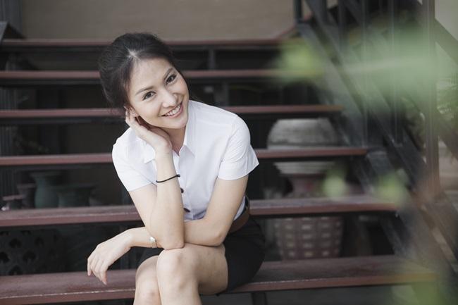 campus star cute girl กิจกรรมมหาวิทยาลัย คลิปสาวน่ารัก คลิปสาวมหาลัย น้องบีม นักศึกษาน่ารัก