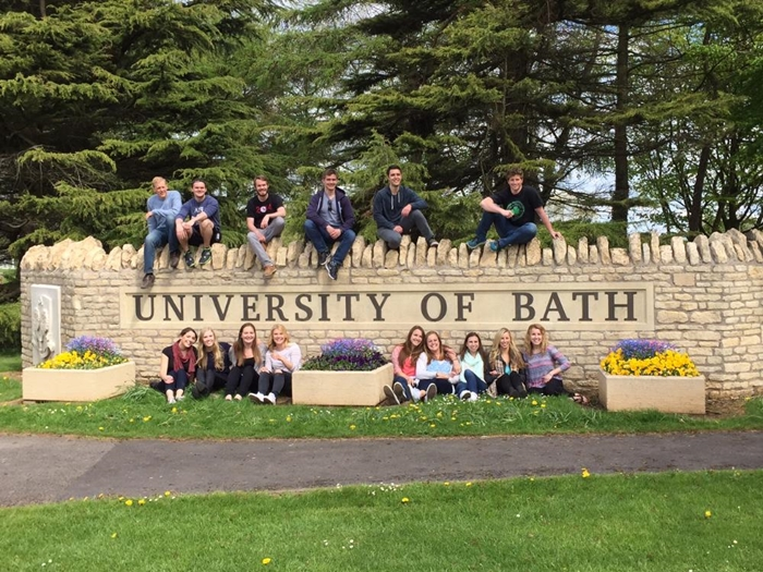 University of Bath สหราชอาณาจักร เรียนต่อต่างประเทศ
