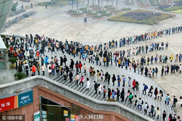 นักศึกษาจีน ประเทศจีน ห้องสมุด