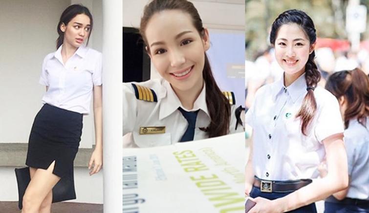THE FACE THAILAND The face thailand 3 ดาราในชุดนักศึกษา นางแบบ มหาวิทยาลัยรังสิต มหาวิทยาลัยเกษตรศาสตร์