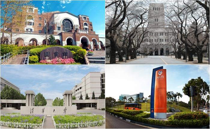 ทวีปเอเชีย มหาวิทยาลัย มหาวิทยาลัยแห่งชาติไต้หวัน วิทยาศาสตร์ เทคโนโลยี เรียนต่อไต้หวัน