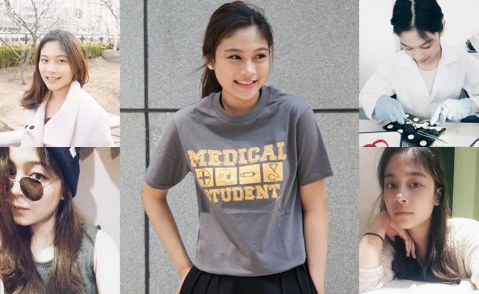 นักศึกษาแพทย์ ประเทศจีน ผัดไท ดีใจ ดีดีดี ลูกดารา สาวน่ารัก เจอาร์