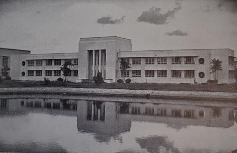 ตึกคณะสถาปัตยกรรมศาสตร์