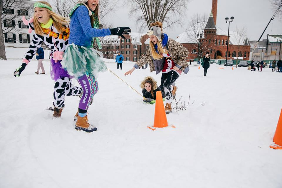 usa มหาลัยต่างประเทศ ฤดูหนาว หิมะ เรียนต่อต่างประเทศ