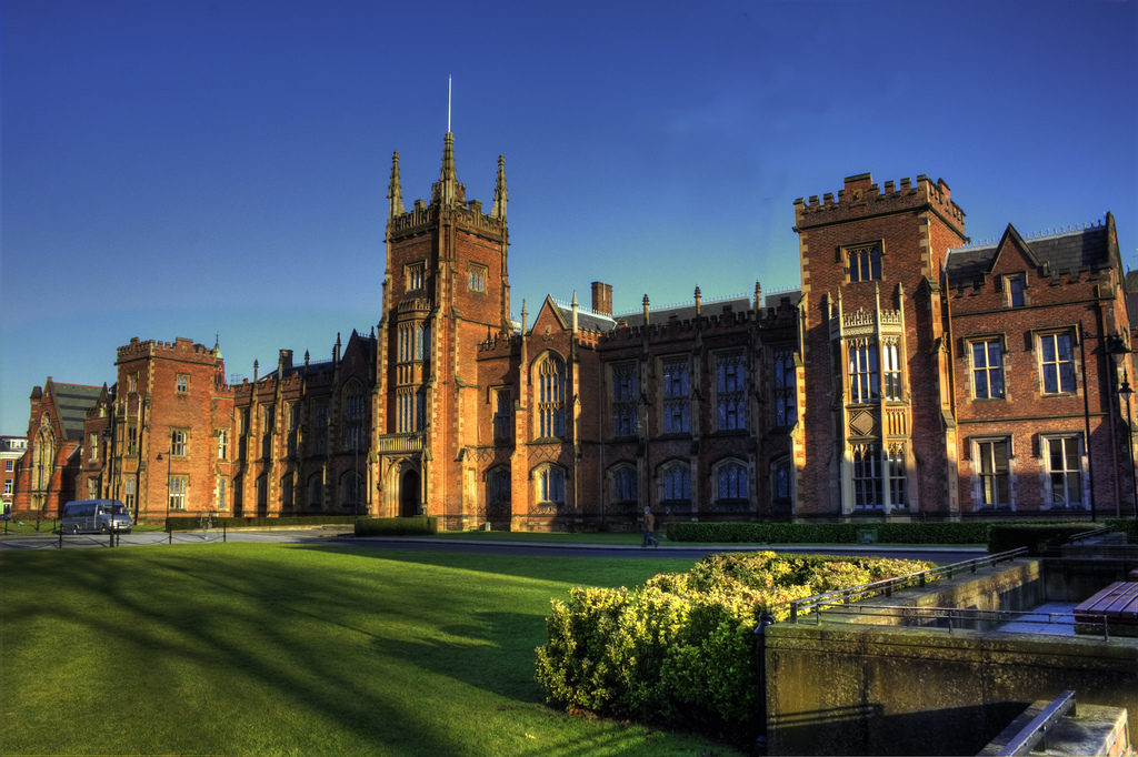 Queen's University Belfast, Northern Ireland