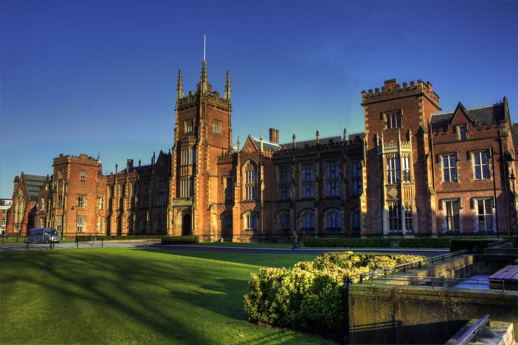 Queen's University Belfast, Northern Ireland