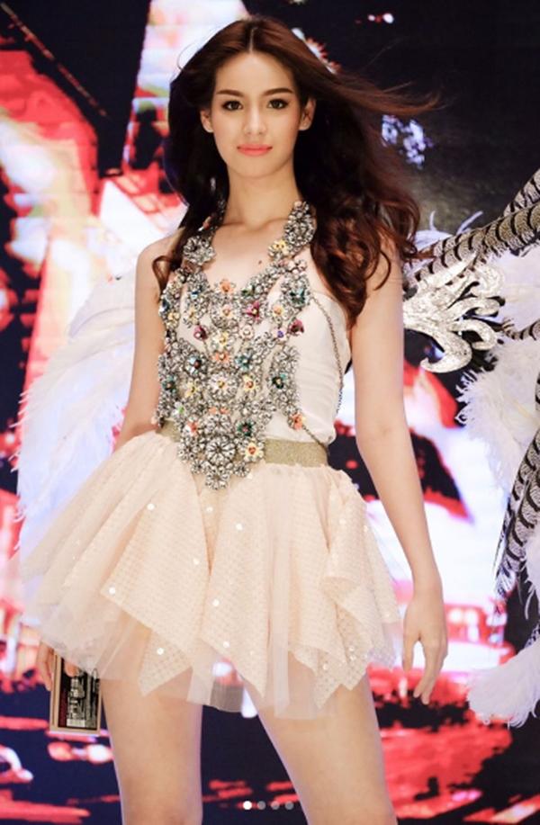 จูลี่ The Face Thailand ซีซั่น 3