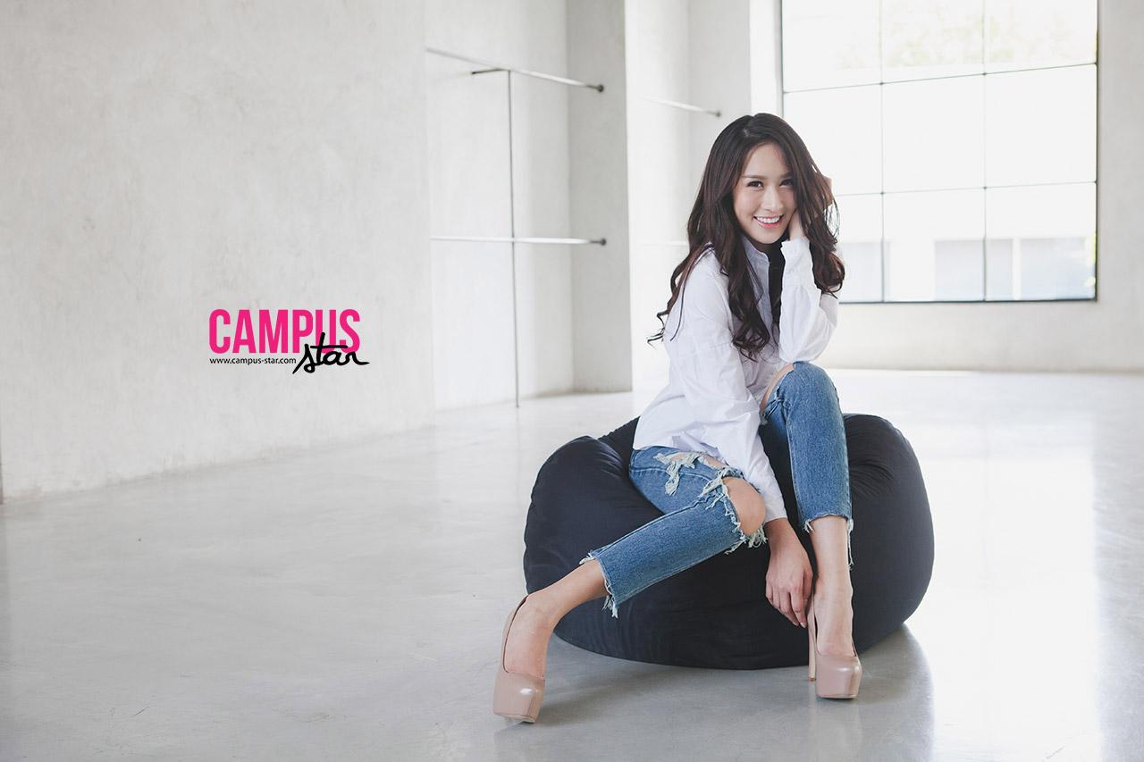 Campus Cover issue46 เจล จุฑาลักษณ์ แฟชั่นปกนิตยสาร