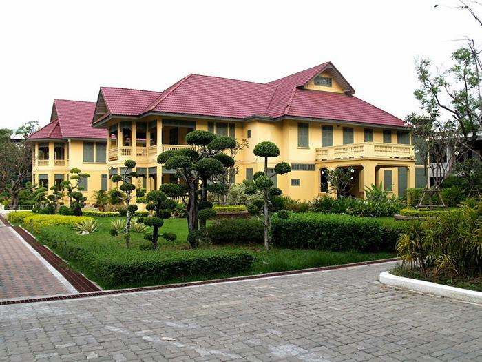 อาคารสายสุทธานภดล : มหาวิทยาลัยราชภัฏสวนสุนันทา