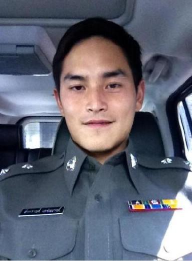 ร้อยตำรวจโทสงกรานต์ เตชะณรงค์