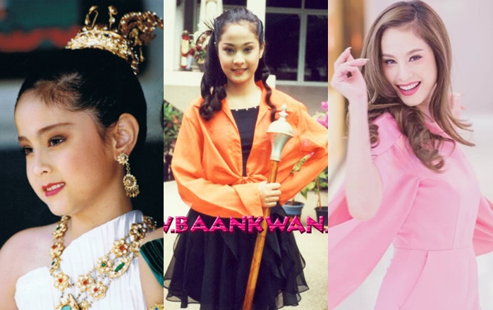 12 ดาราสาวสวย จากดาวโรงเรียน สู่การเป็นนางเอกแถวหน้าของเมืองไทย