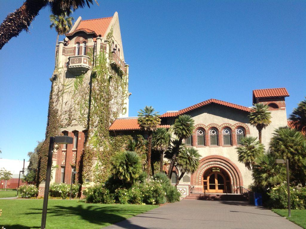 มหาวิทยาลัยแห่งรัฐแซนโฮเซ (San Jose State University)