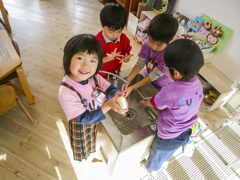 โรงเรียนญี่ปุ่น Fuji Kindergarten
