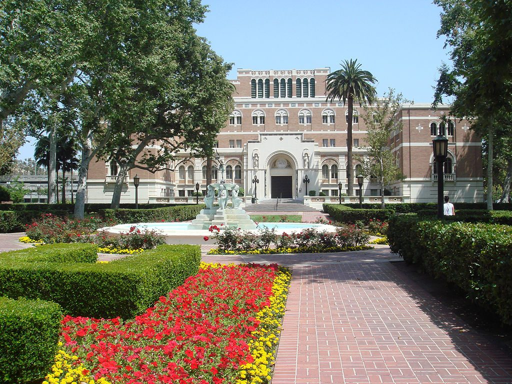 มหาวิทยาลัยเซาเทิร์นแคลิฟอร์เนีย (University of Southern California)