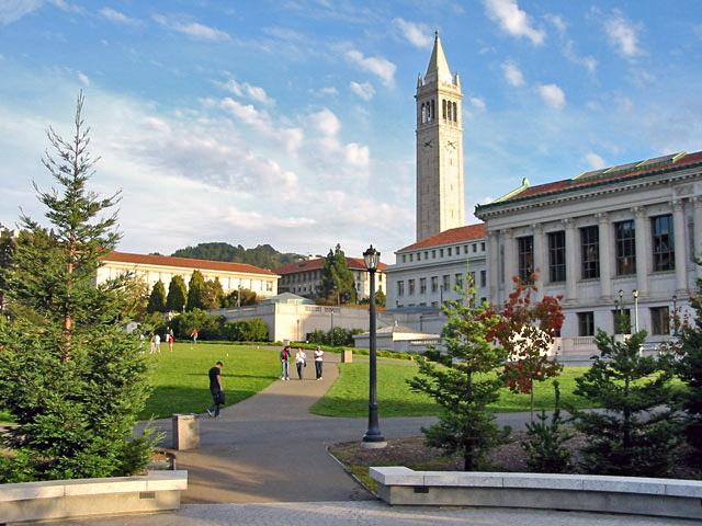 มหาวิทยาลัยแคลิฟอร์เนีย เบิร์กลีย์ (University of California, Berkeley)