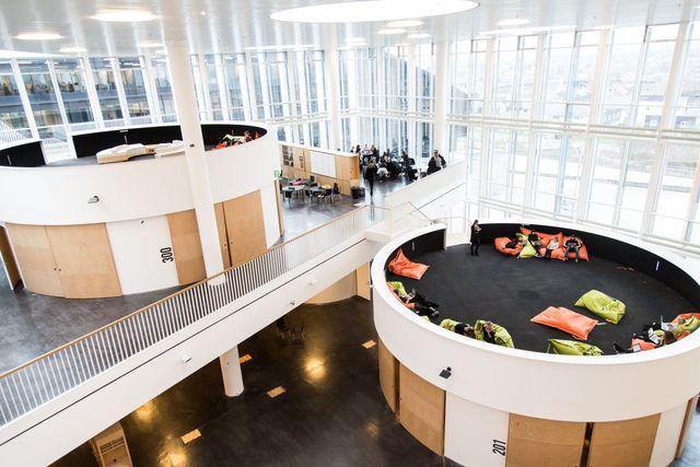 โรงเรียนใน Copenhagen ประเทศเดนมาร์ก