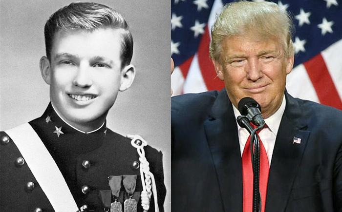 ย้อนชมภาพวัยเด็ก ผู้นำของโลก
