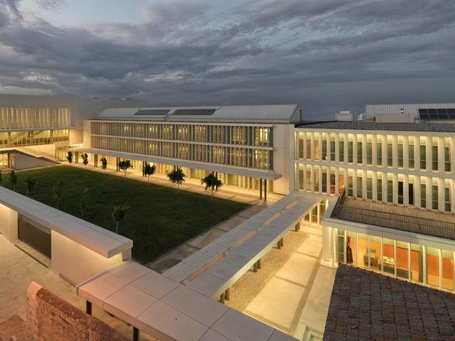 TAC SEV New Campus