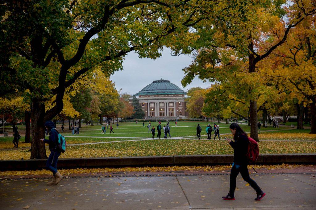 มหาวิทยาลัยอิลลินอยส์ เออร์แบนา-แชมเปญจน์ (University of Illinois, Urbana-Champaign)